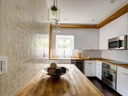 white country kitchen with butcher block. White Country Kitchen With Butcher Block Awesome On C