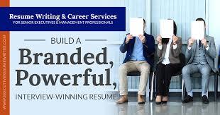Executive Resume Writer Ny Coo Cfo C Level Resume Service