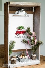 Top 10 Creative Shadow Box Ideas for Christmas