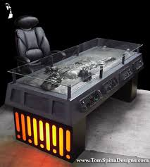 Only the best desk design ever. Definitely lets your future business  partners know they should