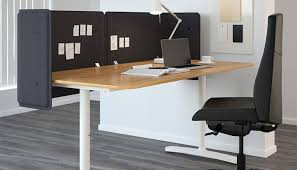 ... Office, Awesome Ikea Office Desks Ikea Office Storage With Black Chair  And Lamp And Shelves ...