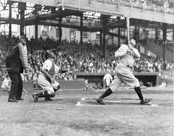 the magic and mystery of baseball the imaginative conservative babe ruth at bat