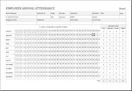 Liderbermejo Com Page 161 Employee Attendance Record Template