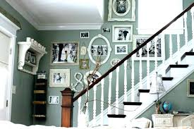 how to decorate stairs staircase wall decoration how to decorate staircase wall decorating stairway walls ideas