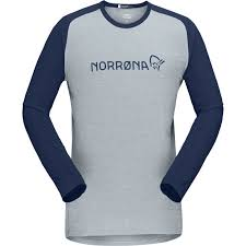 <b>Футболка Norrona Fjora</b> Equaliser Lightweight Long Sleeve ...