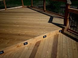 deck lighting ideas. Deck Floor Lighting. Step Riser Lighting By Archadeck, St. Louis M Ideas