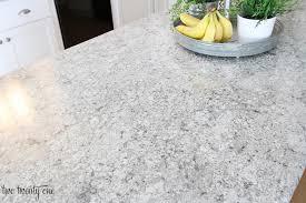 Image Ice Granite Formica Argento Romano Two Twenty One Laminate Kitchen Countertops