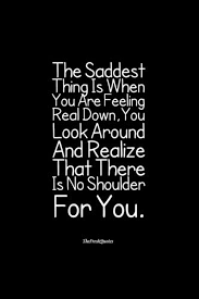 Deep Depression Quotes Enchanting Sad Quotes About Life And Love Sadness Quotes