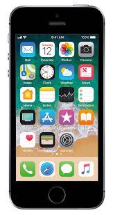 configurer iphone se