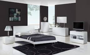 contemporary white bedroom furniture sets and furniture ping usa with black rugs and charming bed lighting