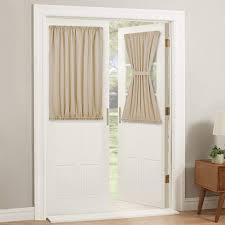 How To Block Light Around A Door Buy Pony Dance Door Window Shade French Door Curtain