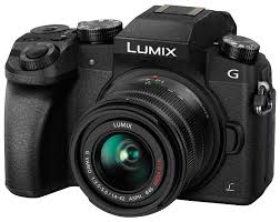 <b>Фотоаппарат Panasonic Lumix DMC</b>-<b>G7</b> Kit — Фотоаппараты ...