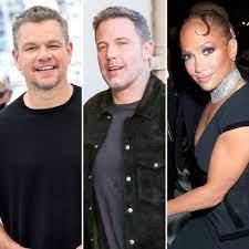 Ben Affleck Amid Jennifer Lopez ...