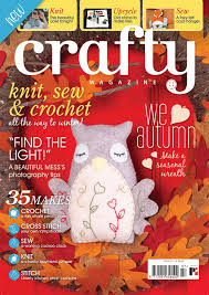 Crafty Crafty Magazine Issue 7