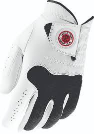 wilson staff conform leather glove