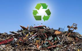 How scrap metal recycling reduces environmental pollution - Manville Recycling