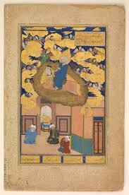 the birth of islam essay heilbrunn timeline of art history the miraj or the night flight of muhammad on his steed buraq folio