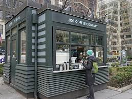 Joe coffee company was founded in 2003 as a single specialty coffee shop in manhattan's west village. Bryant Park Blog Post