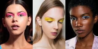 spring s most arresting makeup es in a spectrum of pastels