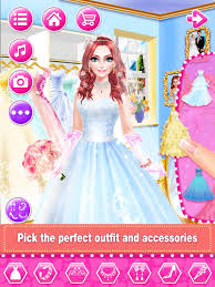 indian bridal wedding dress up and makeover games 49