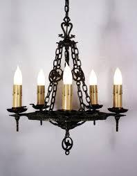 cast iron lighting ireland cast iron lamp post sold striking antique five light cast iron tudor chandelier signed virden cast iron lighting parts