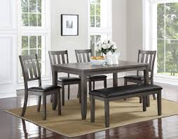 Dinettes By Design Cosgrove Grey 5 Piece Dinette Set 459 00 Dining Table