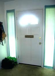wonderful front front door with window blinds gallery curtain of inside front door window blinds r