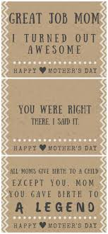30 Funny Mothers Day Cards Free Printables With Hilarious Quotes