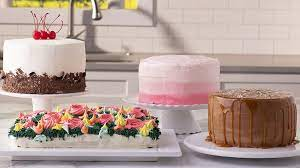 how to decorate a cake bettycrocker com