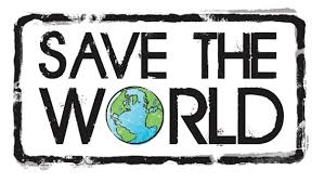 save the world growing in green climate change save the world