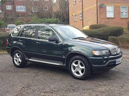 BMW 5 Series 2002 bmw x5 4.4 i for sale : BMW X5 4.4i PETROL AUTOMATIC, FULL SERVICE HISTORY | in High ...