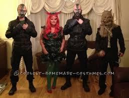 batman villain costumes. Perfect Villain Coolest Batman Villains Group Costume Poison Ivy Bane Scarecrow In Villain Costumes H