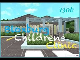 The game is currently in beta, and requires r$25 for early access. Hey Guys This Is A Speed Build Of A Children S Clinic In The Roblox Game Welcome To Bloxburg