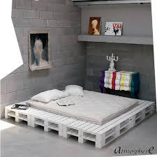 wooden pallet furniture design. selfmade wooden pallet furniture bed platform artistic design s