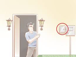 how to the fuse box or circuit breaker box steps image titled the fuse box or circuit breaker box step 2