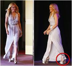 Wendy Williams Size Chart Female Celebs Shoe Sizes Smallest And Biggest