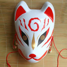 japanese for mask wholesale fox mask endulge japanese mask1501 masquerade ball masks