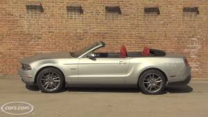 2011 Ford Mustang Overview | Cars.com