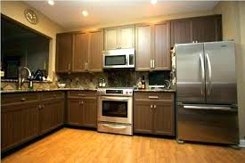 average cost to refinish kitchen cabinets how much does it paint of cabinet refacing n46 cost