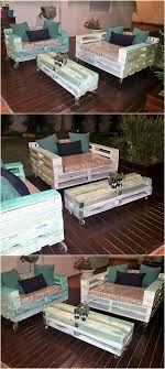 wooden pallets furniture. Simple Pallets Wooden Pallet Furniture Set Intended Pallets A