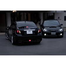 Valenti Jewel LED Tail Lamps 2008-2014 Subaru WRX/STI Sedan ...