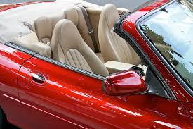 leather car interior leather car interior sports car convertible