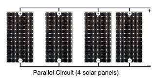 understand home solar power system design with this detailed walk solar panels wiring diagram installation parallel connected solar array