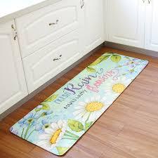 kitchen floor mats. Perfect Kitchen 55x160CM Kitchen Floor Mat Home Entrance Door Mats Waterabsorbing Nonslip  Bathroom Inside