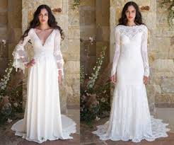rustic wedding dresses dresses and gowns for a rustic country