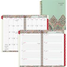 At A Glance Marrakesh Weekly Monthly Planner Icc Business Products