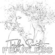 taylor swift coloring pages taylor swift coloring pages packed with swift al fearless coloring page taylor