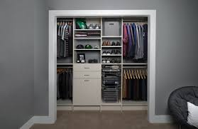 walk in closet organization solutions expert design install warm cognac reach in premier studio shoot interior closet doors sliding glass toronto