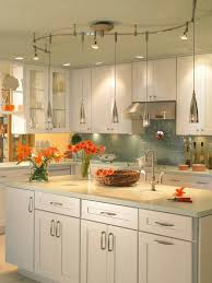 Track Lighting With Pendants Kitchens Kitchen Lighting Design Tips Diy