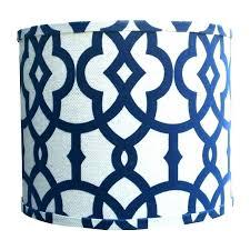 baby blue lamp shade s light gingham lampshade star boy lamp shades